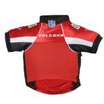 View Image 2 of Atlanta Falcons Premium Dog Jersey