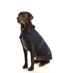 View Image 3 of Aussie Naturals Breathable Waterproof Dog Coat - Navy