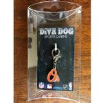 View Image 2 of Baltimore Orioles Logo Dog Collar Charm
