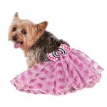 View Image 1 of Barbie Girl Dog Tutu Pet Costume