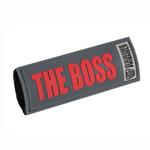 View Image 1 of Bark Notes Dog Collar and Leash Attachment - The Boss