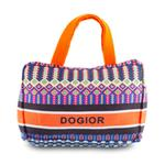 View Image 1 of Dogior Bark Tote Plush Dog Toy