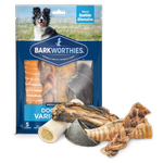 View Image 1 of Barkworthies Variety Pack Dog Treats