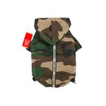 View Image 1 of Base Jumper Raincoat Wind Breaker by Puppia - Camo