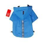 View Image 1 of Base Jumper Raincoat Wind Breaker by Puppia - Sky Blue