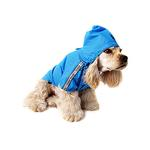 View Image 3 of Base Jumper Raincoat Wind Breaker by Puppia - Sky Blue