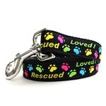 View Image 1 of Rescue Me Dog Leash by Diva Dog