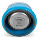 View Image 3 of Basecamp Dog Bowl by Ruffwear - Blue Dusk