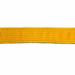 View Image 3 of Basic Two Tone Dog Leash by Puppia - Yellow