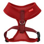View Image 2 of Basic Soft Dog Harness by Puppia - Wine