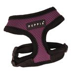 View Image 1 of Basic Soft Harness by Puppia - Purple
