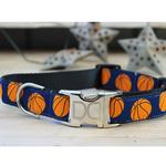 View Image 2 of Basketball Dog Collar by Diva Dog