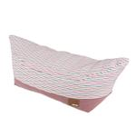 View Image 1 of Bateau Dog Bed by Puppia - Wine