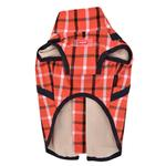 View Image 3 of Baxter Dog Vest Harness by Puppia Life - Orange