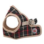 View Image 2 of Baxter Vest Style Dog Harness by Puppia Life - Black