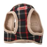 View Image 3 of Baxter Vest Style Dog Harness by Puppia Life - Black