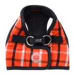 View Image 1 of Baxter Vest Style Dog Harness by Puppia Life - Orange
