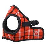 View Image 2 of Baxter Vest Style Dog Harness by Puppia Life - Orange