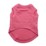 View Image 3 of Be Mine Rhinestone Dog Tank - Bright Pink
