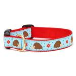 View Image 1 of Hedgehog Dog Collar by Up Country
