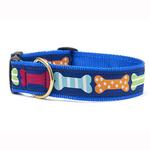 View Image 1 of Big Bones Wide Dog Collar by Up Country