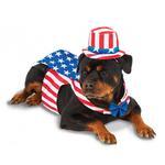 View Image 1 of Big Dog Uncle Sam Dog Costume