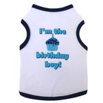 View Image 1 of Birthday Boy Dog Tank Top