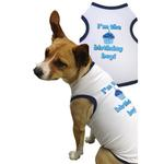 View Image 2 of Birthday Boy Dog Tank Top