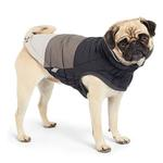 View Image 3 of Blackcomb Puffer Dog Jacket - Black