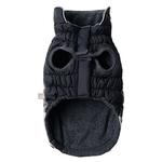 View Image 2 of Blackcomb Puffer Dog Jacket - Black