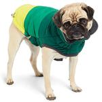 View Image 4 of Blackcomb Puffer Dog Jacket - Green