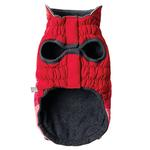 View Image 2 of Blackcomb Puffer Dog Jacket - Red