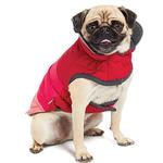 View Image 4 of Blackcomb Puffer Dog Jacket - Red