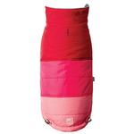 View Image 1 of Blackcomb Puffer Dog Jacket - Red
