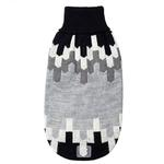 View Image 1 of Blackcomber Dog Sweater by GF Pet - Black
