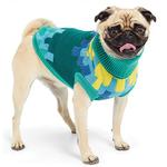 View Image 2 of Blackcomber Dog Sweater by GF Pet - Green
