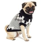 View Image 2 of Blackcomber Dog Sweater by GF Pet - Black