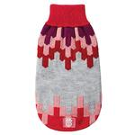 View Image 1 of Blackcomber Dog Sweater by GF Pet - Pink