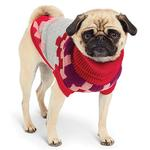 View Image 3 of Blackcomber Dog Sweater by GF Pet - Pink