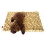View Image 1 of Bella Dog Blanket by The Dog Squad - Caramel