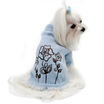 View Image 1 of Blooming Cute Dog Sweater By Truly Oscar