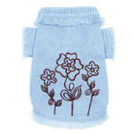 View Image 2 of Blooming Cute Dog Sweater By Truly Oscar