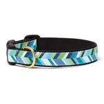View Image 1 of Good Vibrations Dog Collar by Up Country