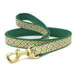 View Image 1 of Green Kismet Dog Leash by Up Country