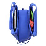 View Image 8 of Blue Lapis Mia Michele Dog Carry Bag