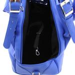 View Image 6 of Blue Lapis Mia Michele Dog Carry Bag