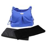 View Image 7 of Blue Lapis Mia Michele Dog Carry Bag