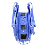 View Image 3 of Blue Lapis Mia Michele Dog Carry Bag