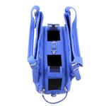 View Image 4 of Blue Lapis Mia Michele Dog Carry Bag