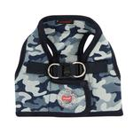 View Image 1 of Bobby Dog Harness Vest by Puppia - Navy Camo